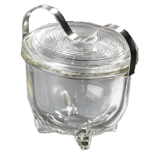 jenaer glas kleiner eierkocher nr 2 wagenfeld ei kochen glaskocher eier ebay. Black Bedroom Furniture Sets. Home Design Ideas