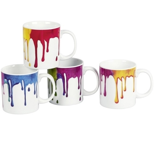 michael fischer kaffeebecher xl painting 620 ml kaffeetasse tasse kaffee becher. Black Bedroom Furniture Sets. Home Design Ideas