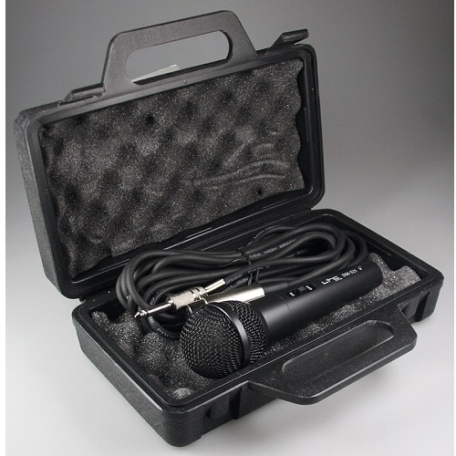 dynamisches mikrofon dm 525 mit transportbox mikro microfon micro ebay. Black Bedroom Furniture Sets. Home Design Ideas