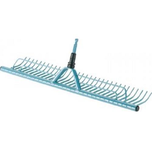 gardena rasen rechen 3382 20 73 cm gras laub besen harke f cherbesen. Black Bedroom Furniture Sets. Home Design Ideas