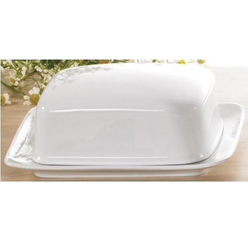 seltmann weiden butterdose rondo schlicht wei porzellan butter dose butterbox eur 16 67. Black Bedroom Furniture Sets. Home Design Ideas