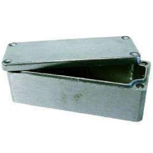 velleman alu geh use g106 wasserdicht 115x65x30 mm aluminium leer box ebay. Black Bedroom Furniture Sets. Home Design Ideas