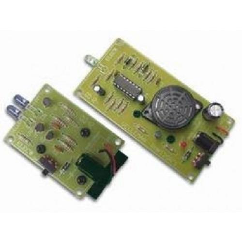Velleman-Mini-Kit-MK167-elektronisches-LED-Teelicht-Batterie-Kerze-Bausatz