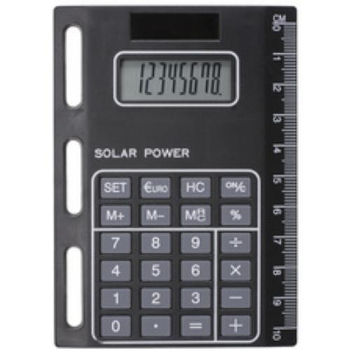 Bind Taschenrechner mit Solarfunktion Modell 1020 mit Universallochung