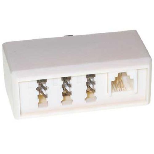 telefonadapter tae f stecker tae nff buchse rj11 rj12 verteiler kupplung ebay. Black Bedroom Furniture Sets. Home Design Ideas