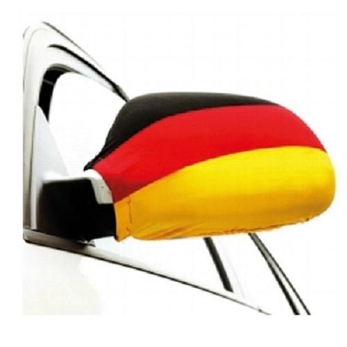 Fahne deutschland f r auto au enspiegel 35x32 cm auto for Spiegel und fahne