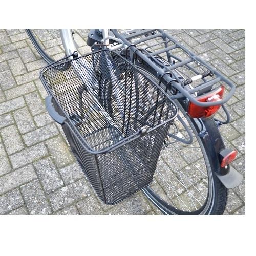 fahrradkorb 46321 seitlich 33x24x32 cm einkaufskorb fahrrad seitenkorb korb ebay. Black Bedroom Furniture Sets. Home Design Ideas