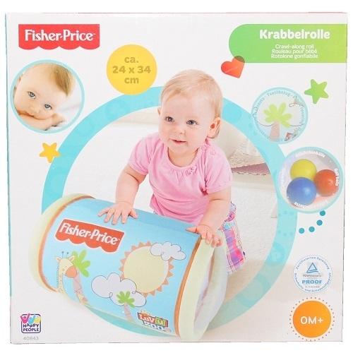 Fisher price spielrolle für babys rolle baby spielzeug