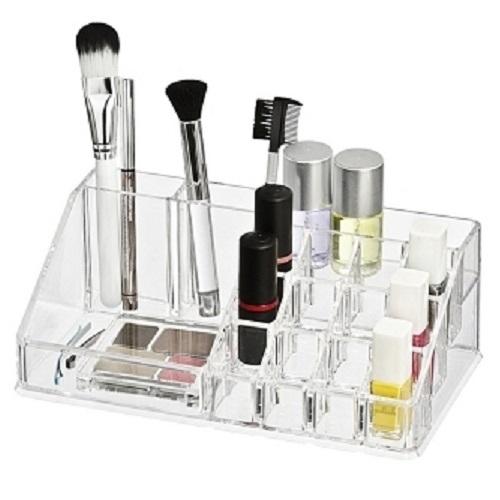 aufbewahrungsbox f r kosmetik femme make up. Black Bedroom Furniture Sets. Home Design Ideas
