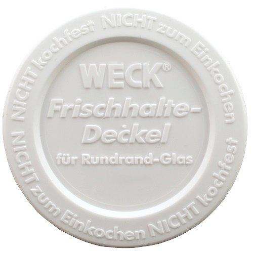 Weck frischhaltedeckel 10 cm weckglas deckel rundrandglas for Deckel weckglas