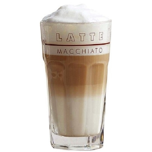 michael fischer latte macchiato glas longdrinkglas. Black Bedroom Furniture Sets. Home Design Ideas