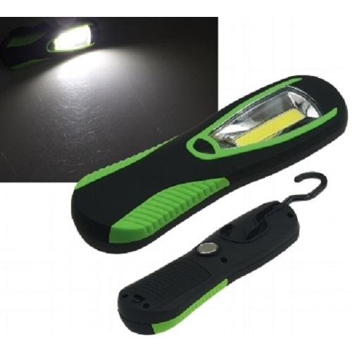 led arbeitsleuchte cal cob 2 mit haken und magnet taschenlampe autolampe kfz ebay. Black Bedroom Furniture Sets. Home Design Ideas
