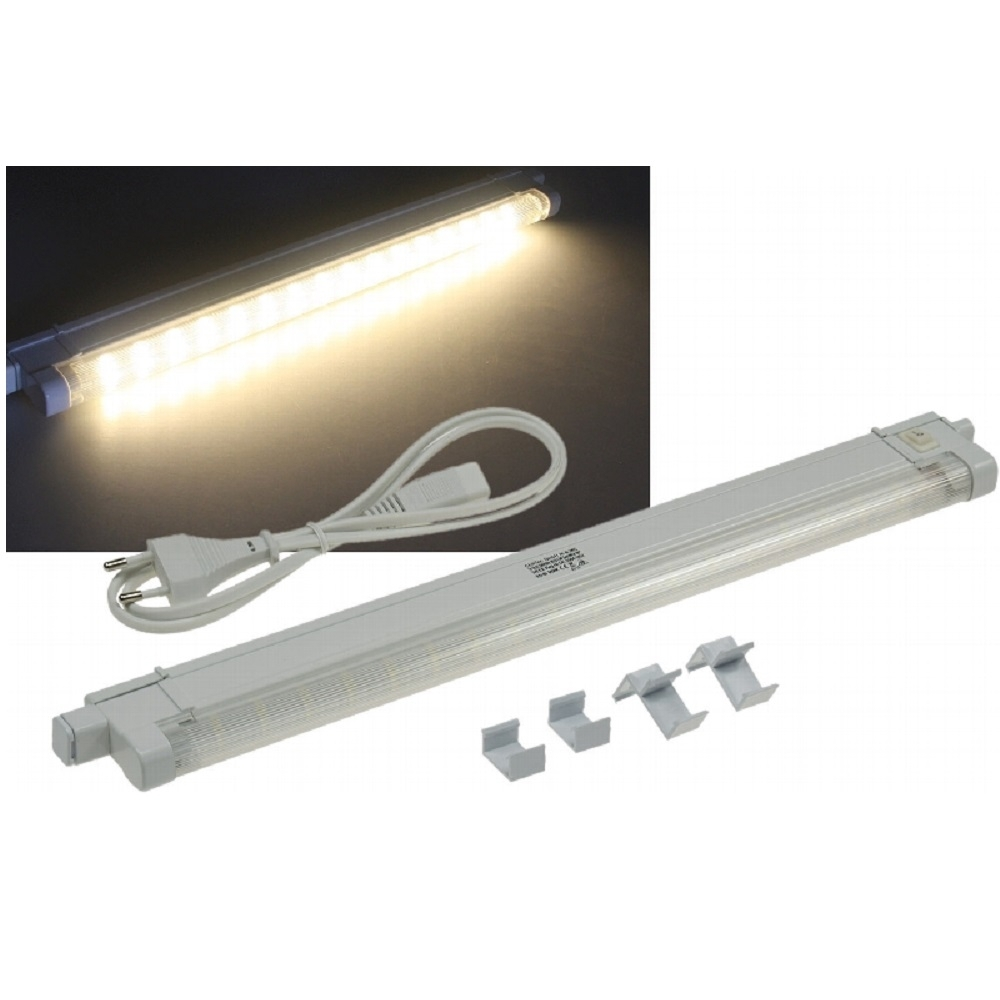unterbauleuchte smd pro led 40 cm warmwei led lichtleiste k chenlampe lampe ebay. Black Bedroom Furniture Sets. Home Design Ideas