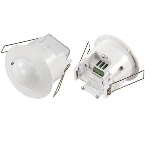 mcshine mikrowellen bewegungsmelder 1200w wei radar. Black Bedroom Furniture Sets. Home Design Ideas